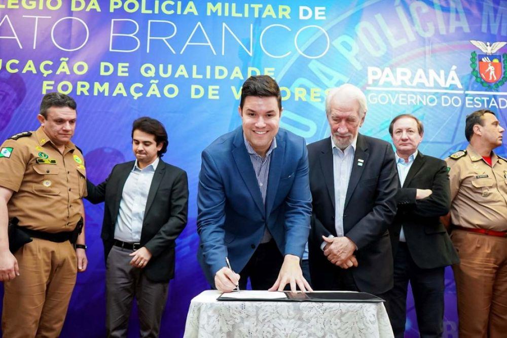Foto: Guilherme Flores/Casa Civil