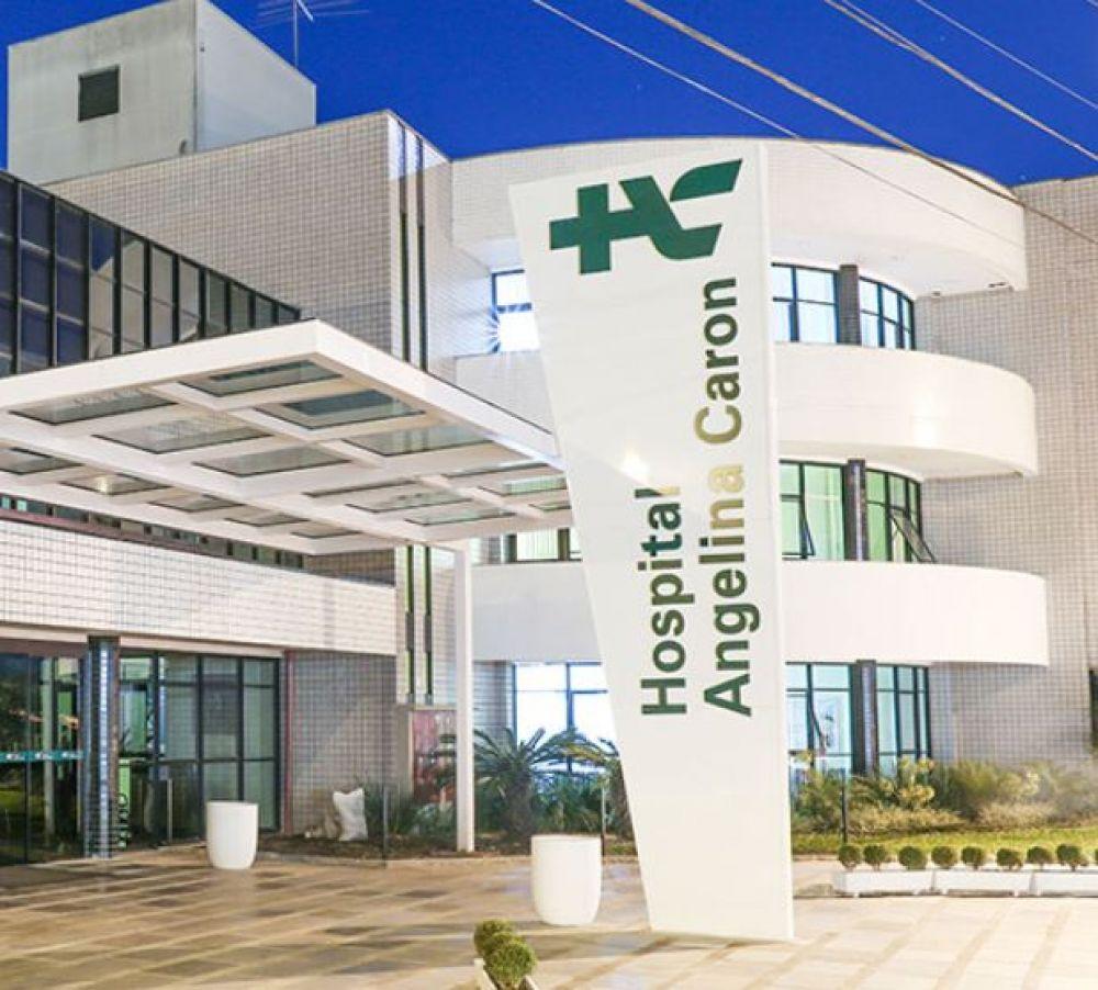 PARANÁ CELEBRA SEU PRIMEIRO TRANSPLANTE DE PULMÃO (FOTO: REPRODUÇÃO SITE DO HOSPITAL)