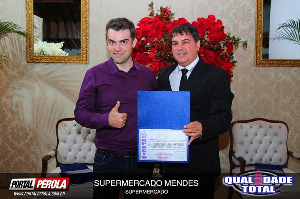 Entrega do Prêmio Qualidade Total - Impacto Pesquisas 2018
