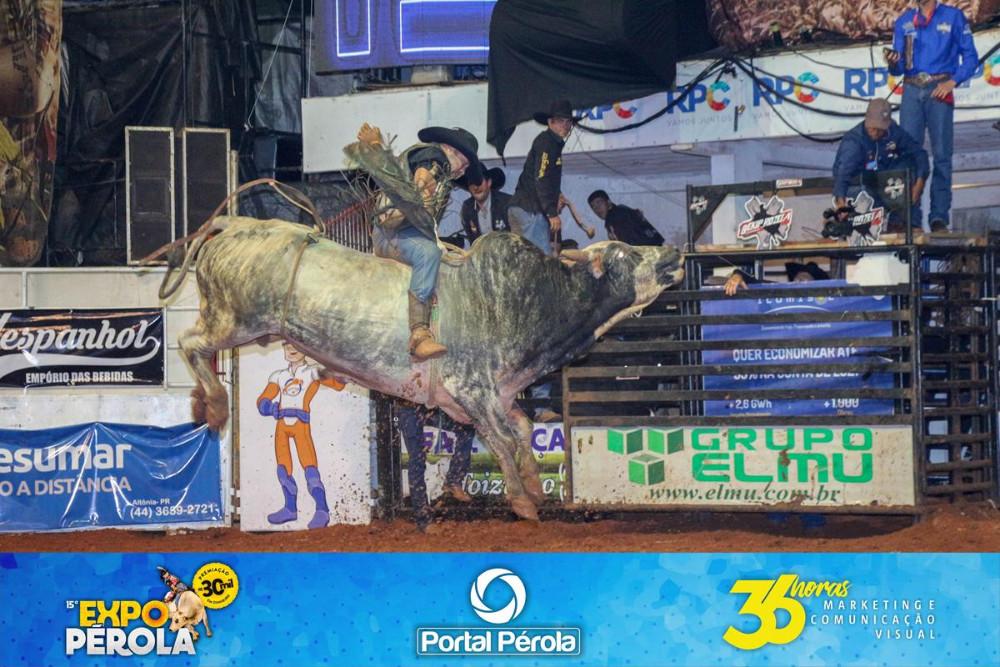 EXPOPÉROLA 2018 - SEXTA / RODEIO EM TOUROS