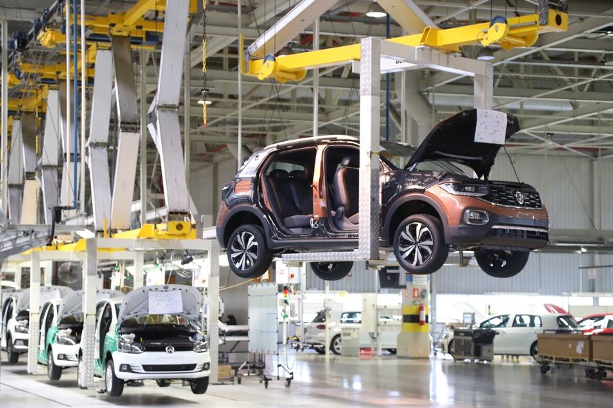 Com crescimento de 10%, Paraná lidera produção industrial brasileira. Foto: José Fernando Ogura/ANPr