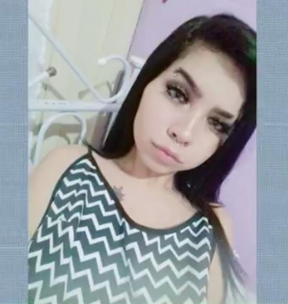 Corpo de Jeniffer Tavares foi encontrado na região norte de Maringá — Foto: Reprodução/RPC
