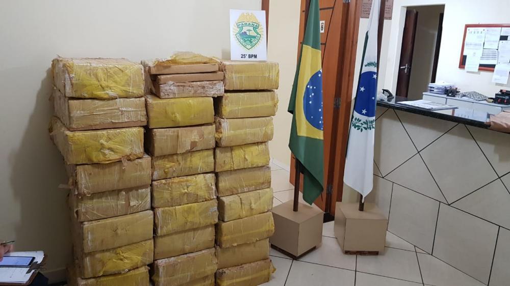 Foto: Divulgação/PM Pérola