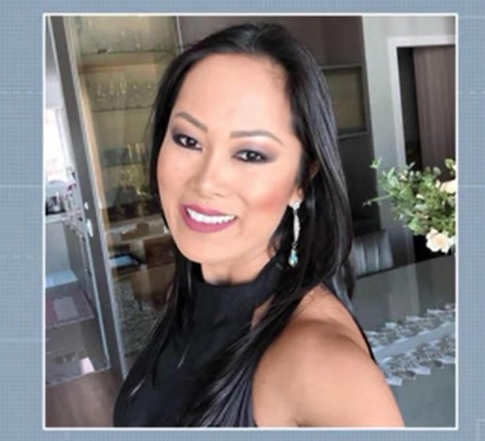 Franciele Tamura foi morta pelo atual namorado em Maringá — Foto: Reprodução/RPC
