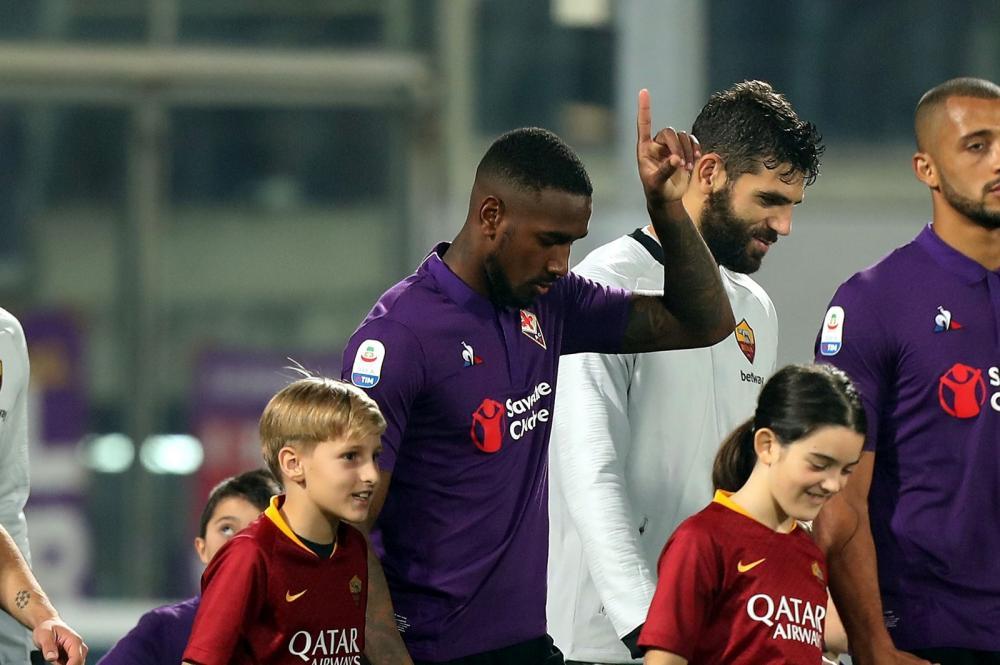Gerson em ação pela Fiorentina — Foto: Gabriele Maltinti/Getty Images