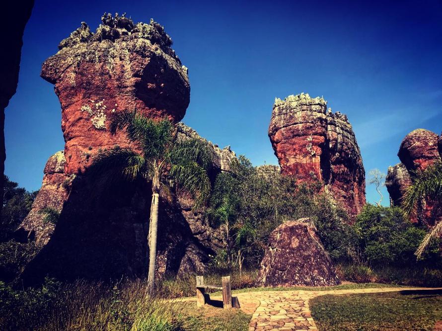 Parque de Vila Velha estará aberto todos os dias nas férias de julho - Foto: Divulgação Parque Vila Velha