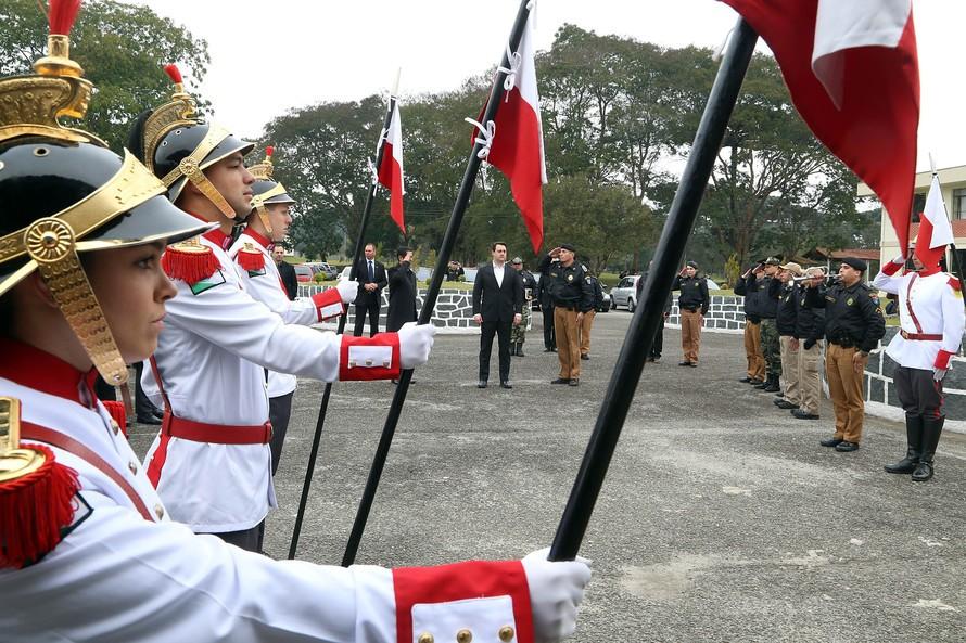 Novos helicópteros reforçarão trabalho da polícia do Paraná