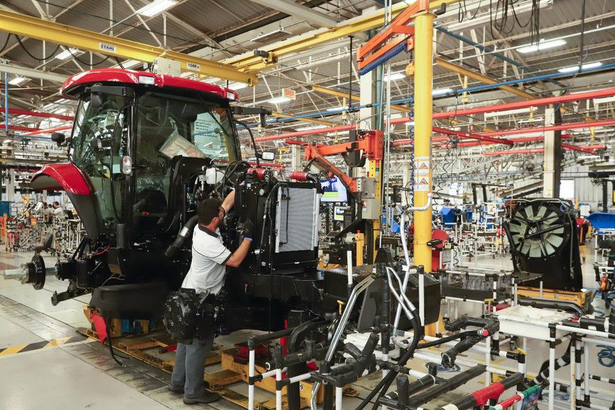 Paraná é o estado com maior crescimento na produção industrial. Foto: Rodrigo Felix Leal/ANPr