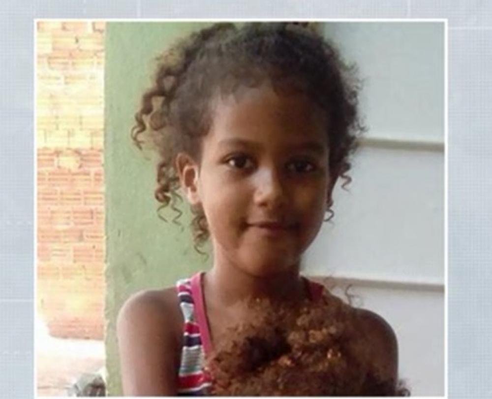 Sara Manuela Silva foi encontrada morta em Londrina — Foto: Reprodução/RPC