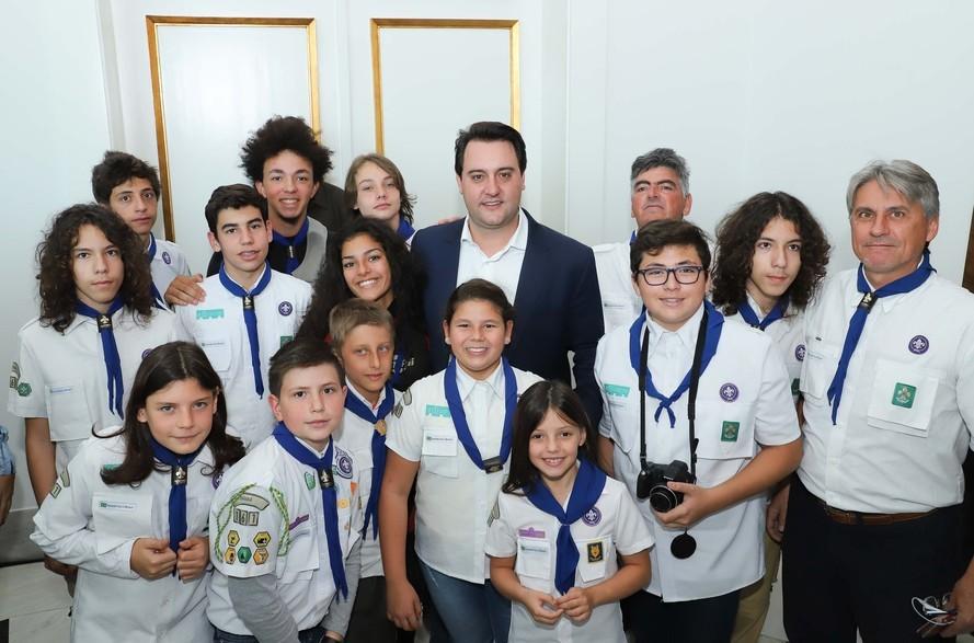 Governador lança os Jogos de Aventura e Natureza, pioneiros no Brasil
