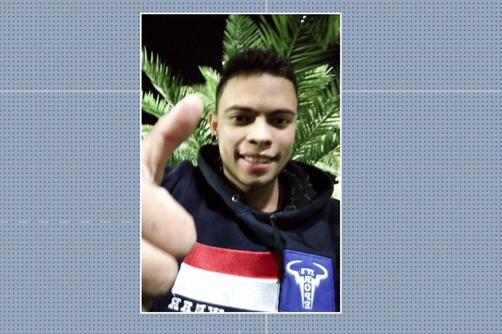 Jovem vítima de explosão de gás em Maringá morreu durante a madrugada — Foto: Reprodução/RPC