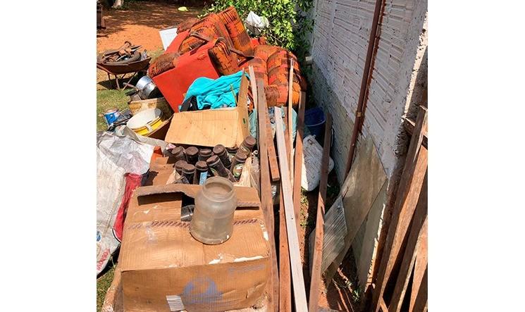 Jovem de Umuarama encontra casa reformada ao retornar de acampamento