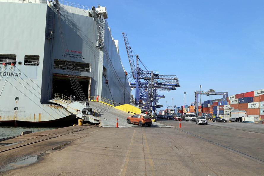 Desempenho confirma aumento da produtividade do Corredor de Exportação. Foto: José Fernando Ogura/AEN