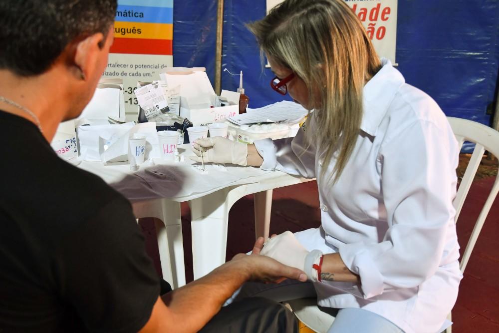 Ambulatório de Infectologia estende testagem rápida às empresas locais