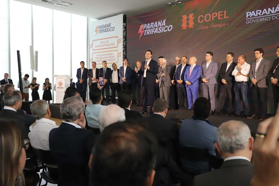 Paraná realiza maior modernização da rede elétrica no campo