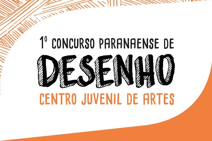 Palácio Iguaçu abre mostra do 1º Concurso Paranaense de Desenho