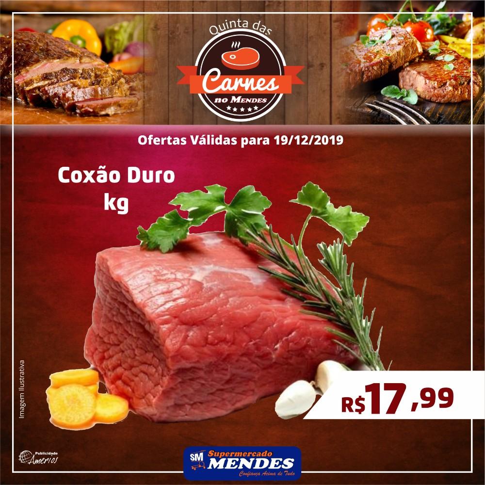 Confira as ofertas de carnes que o Supermercado Mendes preparou pra você