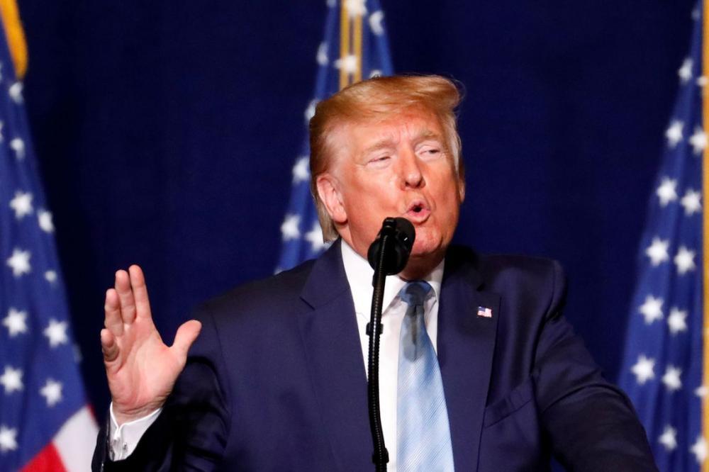 Trump defende que Irã abra mão de armas nucleares
