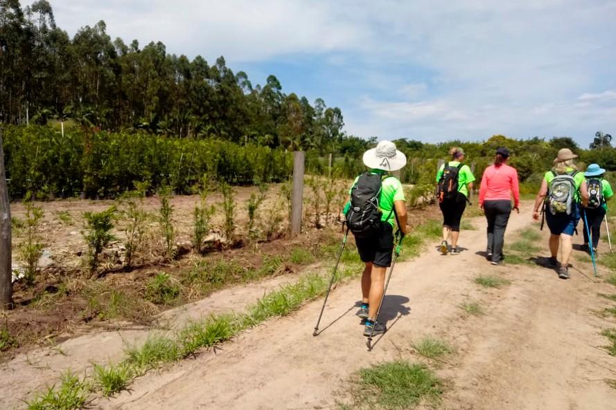Caminhadas na Natureza terão 160 circuitos no Paraná neste ano