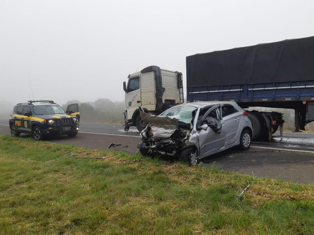 Paraná tem o 2º menor número de mortes em rodovias federais em dez anos, aponta PRF