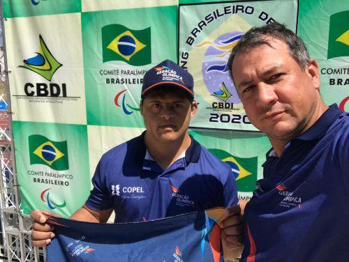 O jovem Gilmar Silva conquista o Bi no Brasileiro de Atletismo