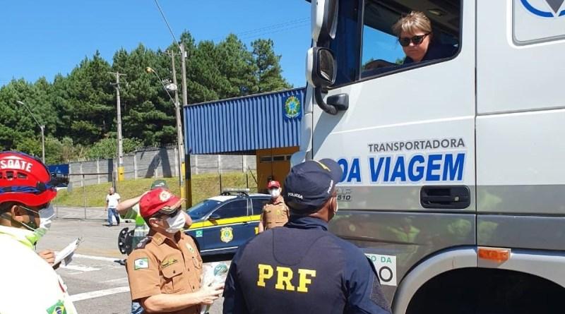 Foto: Divulgação/Agência PRF