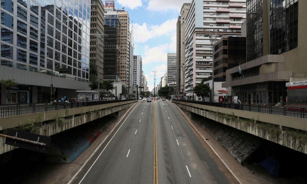 © REUTERS/Amanda Perobelli/Direitos Reservados