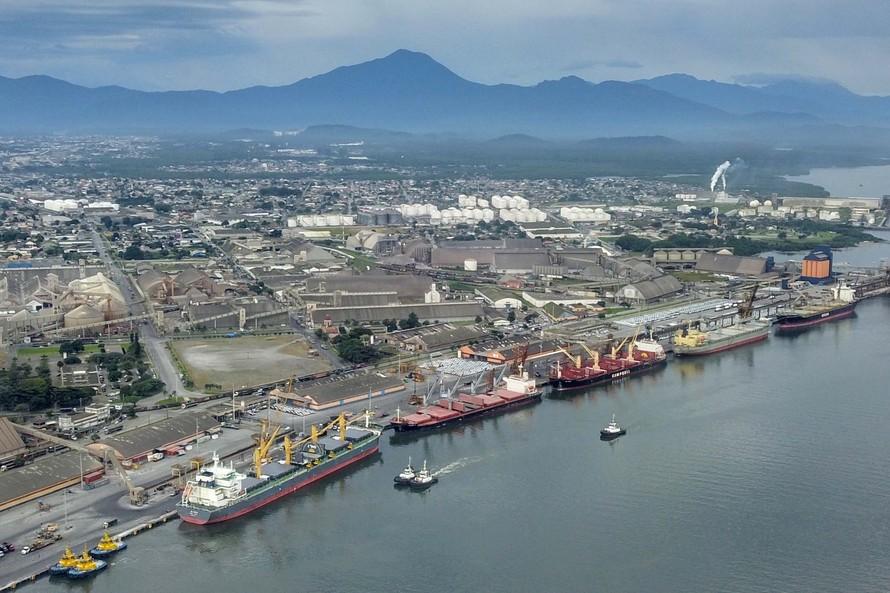 Comunidade portuária doa R$ 2,5 milhões para enfrentar a COVID-19 . Foto: José Fernando Ogura/AEN
