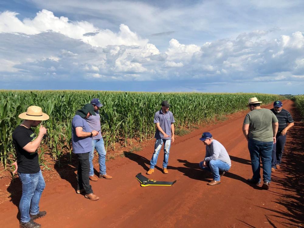 Startup paranaense alia aumento de produtividade, economia e sustentabilidade no agronegócio