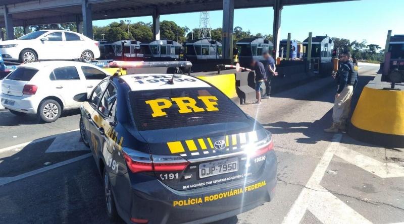 PRF prende dupla suspeita de matar guarda municipal em Paranaguá