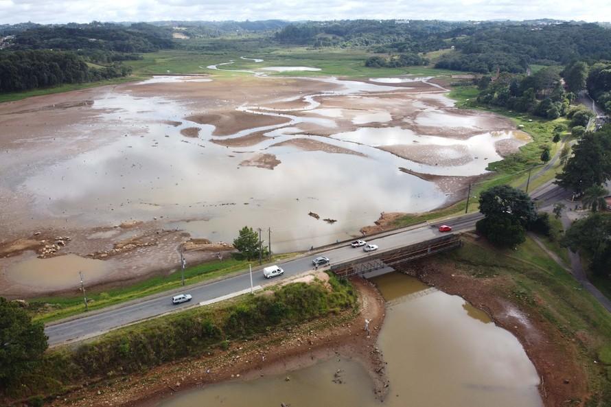 Simepar monitora bacias durante o estado de emergência hídrica