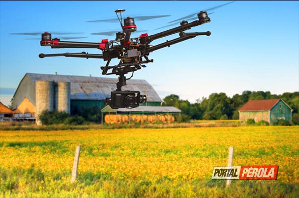 Utilização de drones avança no agronegócio brasileiro