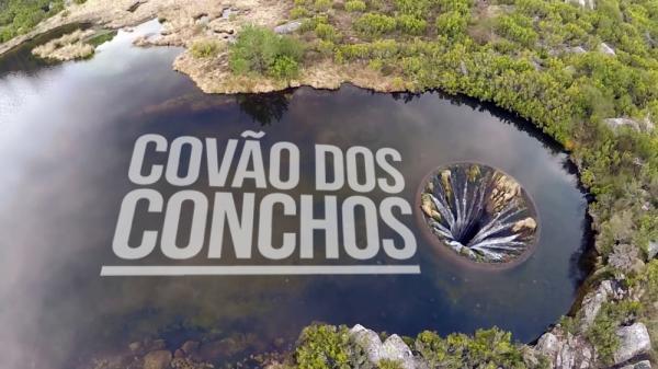 Fantástico: Drone mostra segredos da barragem de Covão dos Conchos, em Portugal