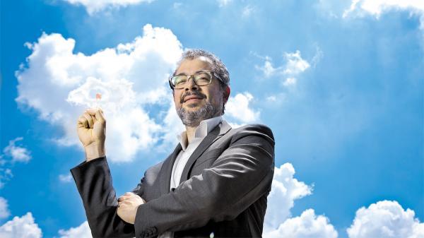 A batalha das nuvens