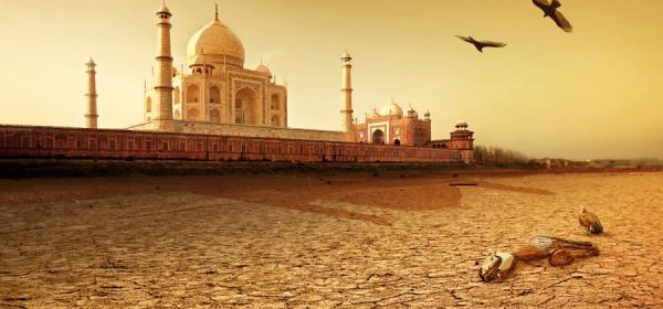 10 imagens que mostram como serão alguns lugares famosos com o avanço do aquecimento global