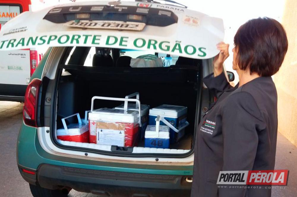 Hospital Uopeccan de Umuarama realiza primeira captação de órgãos e tecidos