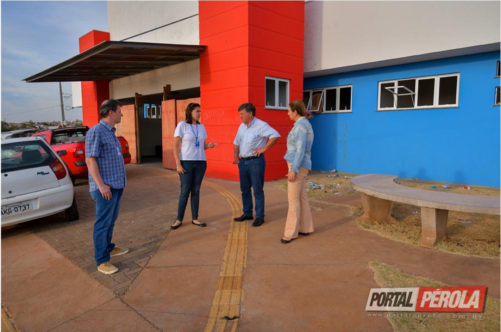 Construção de unidade de saúde e ampliação de escola avançam rapidamente no Sonho Meu