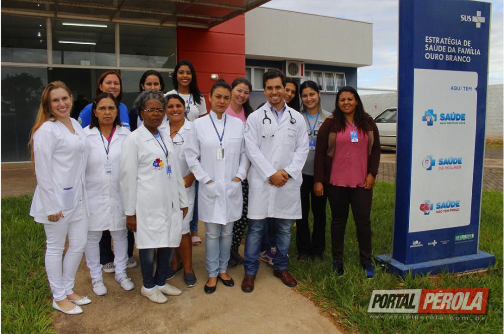 Unidades Básicas de Saúde premiadas são coordenadas por ex-alunas da Unipar