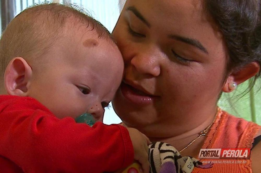 Paranaense que deu à luz em coma após acidente comemora 1º Dia das Mães com filho: 'Sobrevivi por ele'