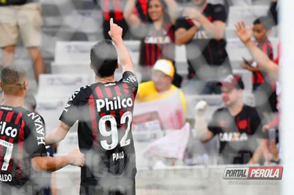 Atlético sai na frente, mas perde para o Galo na Baixada