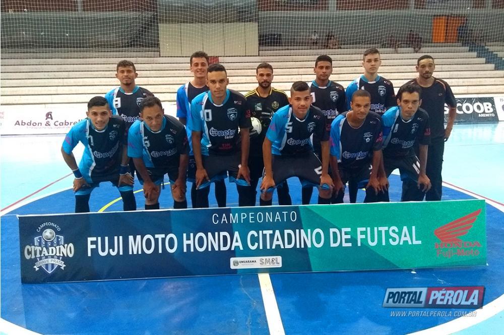 1ª Fase do Campeonato Citadino de Futsal é finalizada