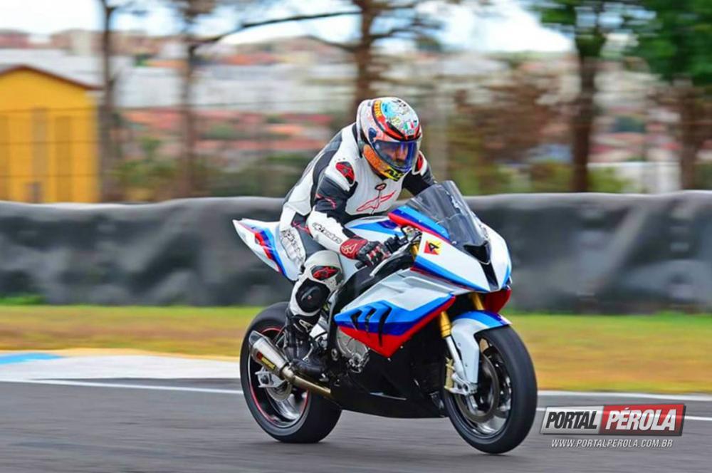 Empresário morre em campeonato de motociclismo no autódromo de Londrina