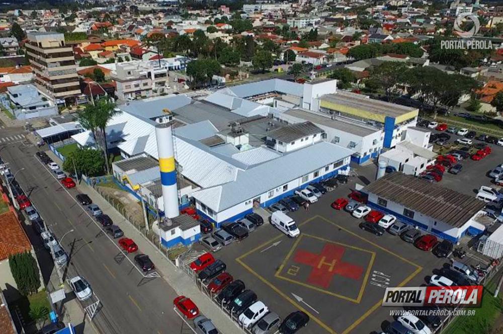 Hospital e Maternidade de São José dos Pinhais suspende cirurgias eletivas