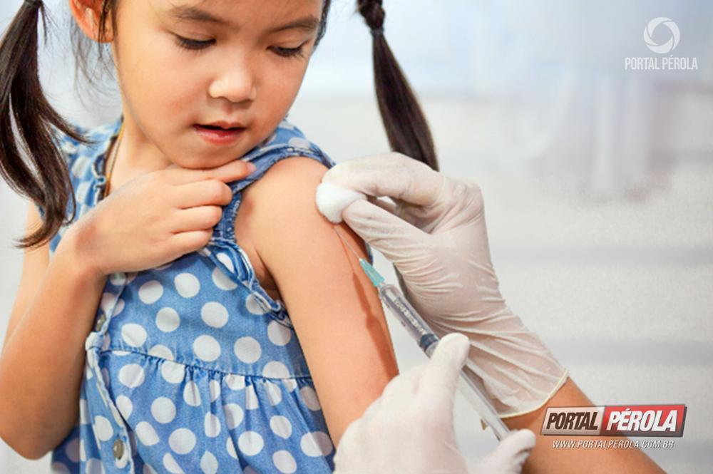 Regional de Saúde alerta: Pais que deixarem de vacinar as crianças podem ser responsabilizados criminalmente