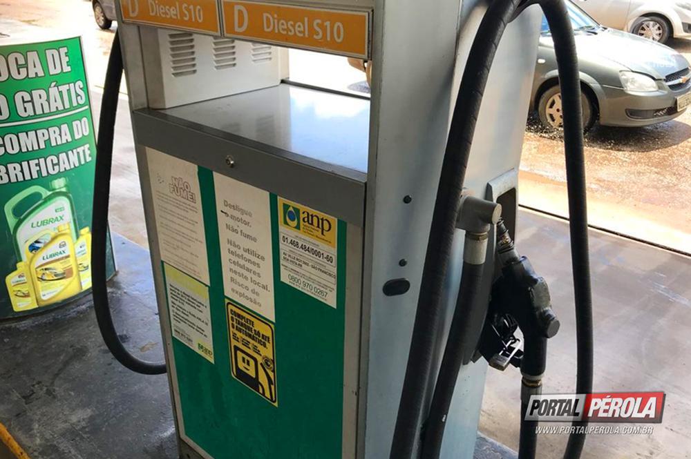 Mesmo com redução nas refinarias, preço do diesel nas bombas sobe mais de 5% na semana, diz ANP