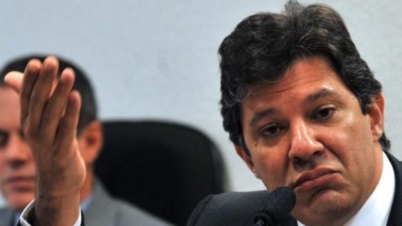 Lula e o PT definem Fernando Haddad como candidato a presidente