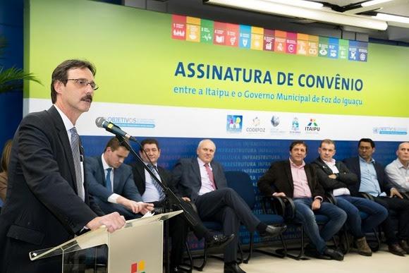 Itaipu anuncia maior pacote de investimentos da história de Foz do Iguaçu