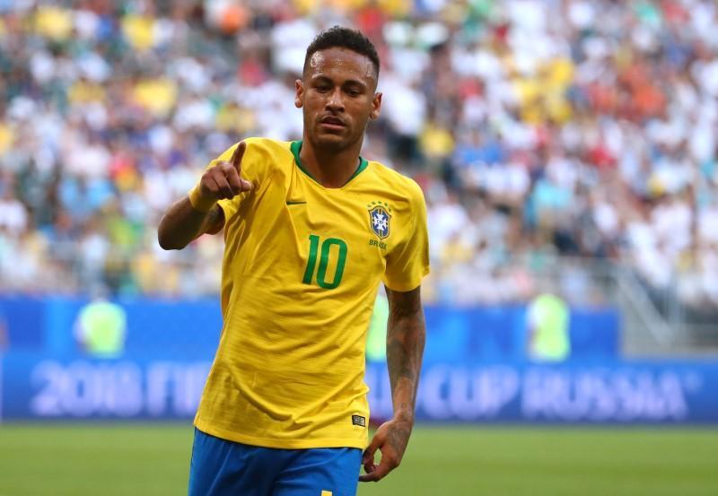 Brasil vence México com gols de Neymar e Firmino e enfrentará a Bélgica nas quartas de final