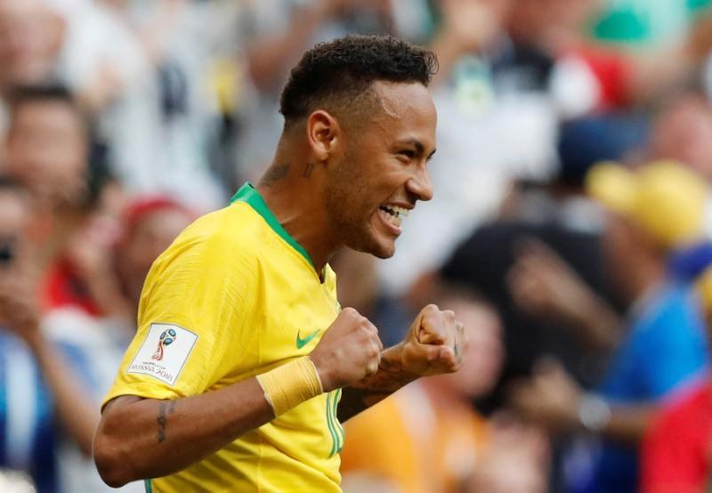Neymar diz que mexicanos