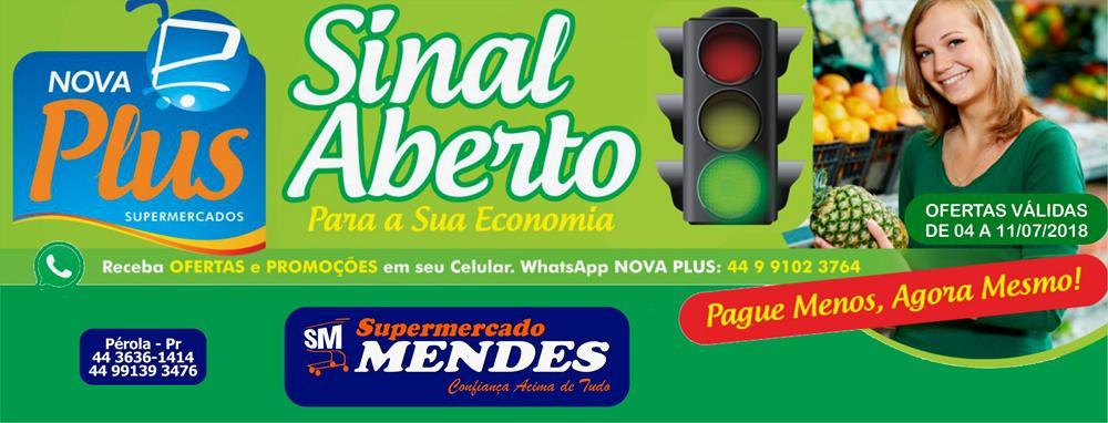 Confira as ofertas que o Supermercado Mendes preparou para você!